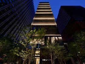 """大都会東京に建つ新しいスタイルの""""塔の日本旅館""""「星のや東京」"""