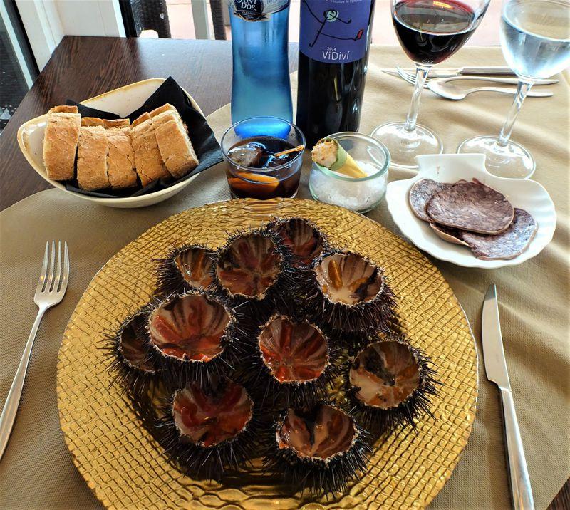 """スペイン・パラフルジェール""""グルメの祭典""""「ガロイナーダ」でウニを堪能!"""