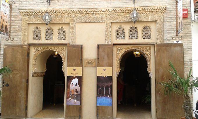9.ハマム アンダルシア アラブ浴場