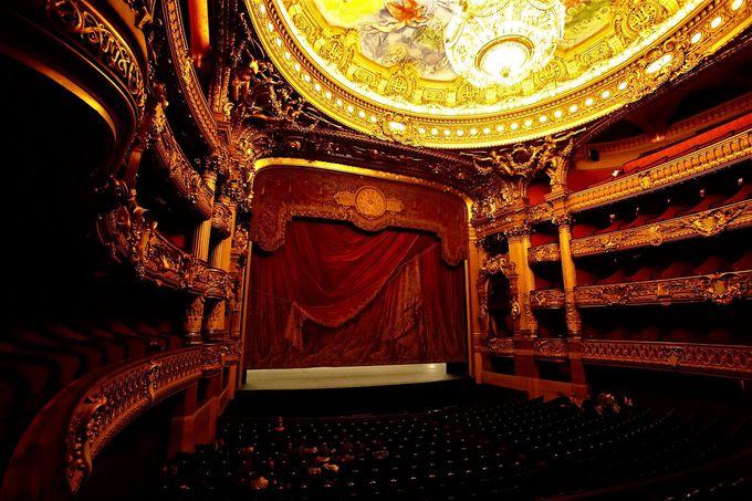 3.オペラ座 ガルニエ宮