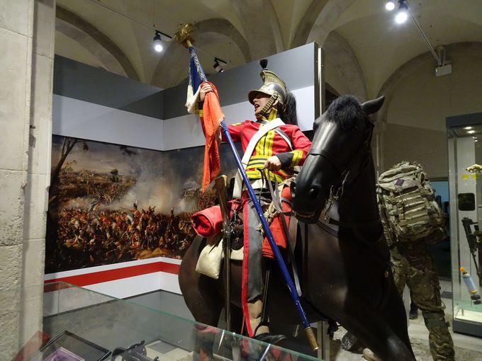 5.近衛騎兵隊博物館