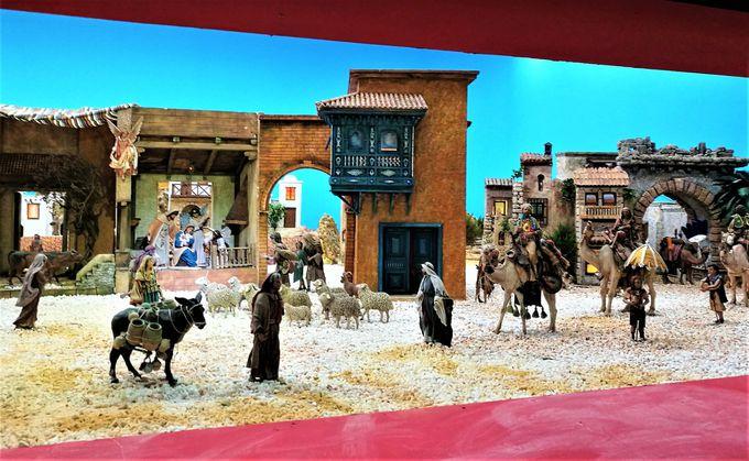 スペインのクリスマスの主役は「東方三賢人」
