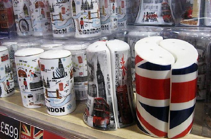 イギリスらしいデザインが超可愛い