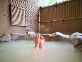 箱根濁り湯の宿「桐谷 箱根荘」は無料で家族風呂が利用できる!