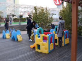 新宿の子連れにおすすめスポット7選 遊び場・博物館・最新スポットも