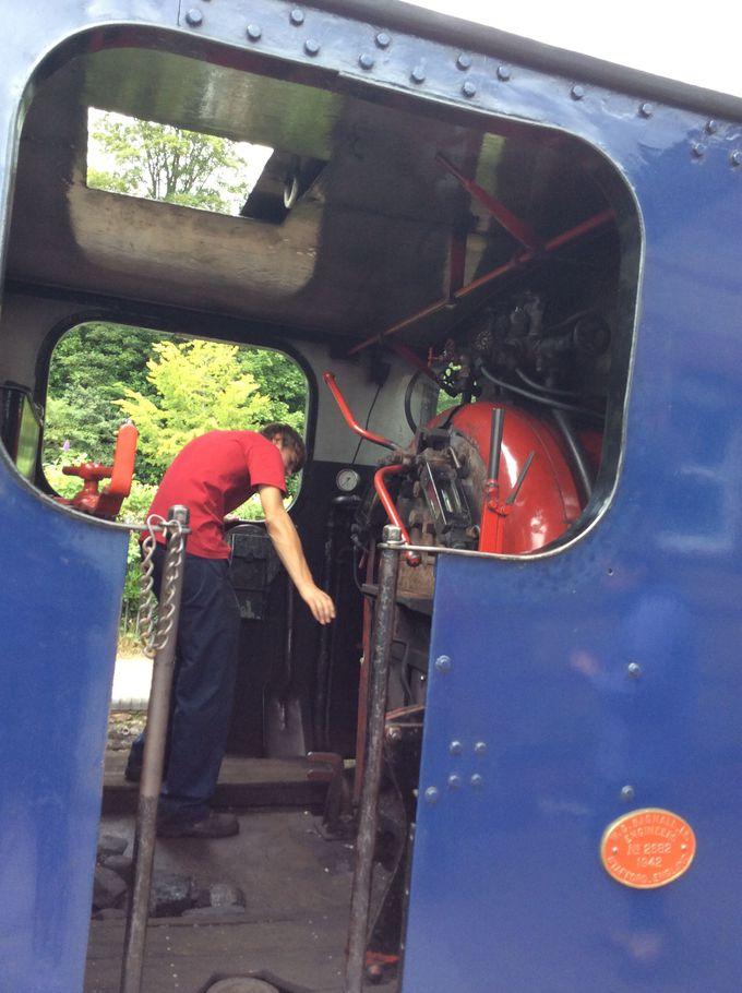 鉄道ファンなら挑戦してみる?蒸気機関車運転イベント