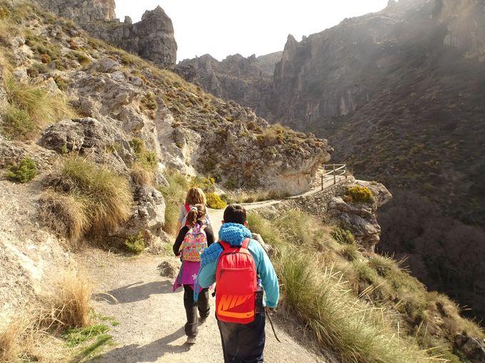「シエラネバダ国立公園」にはユネスコの生物圏保護区に指定されている場所も!
