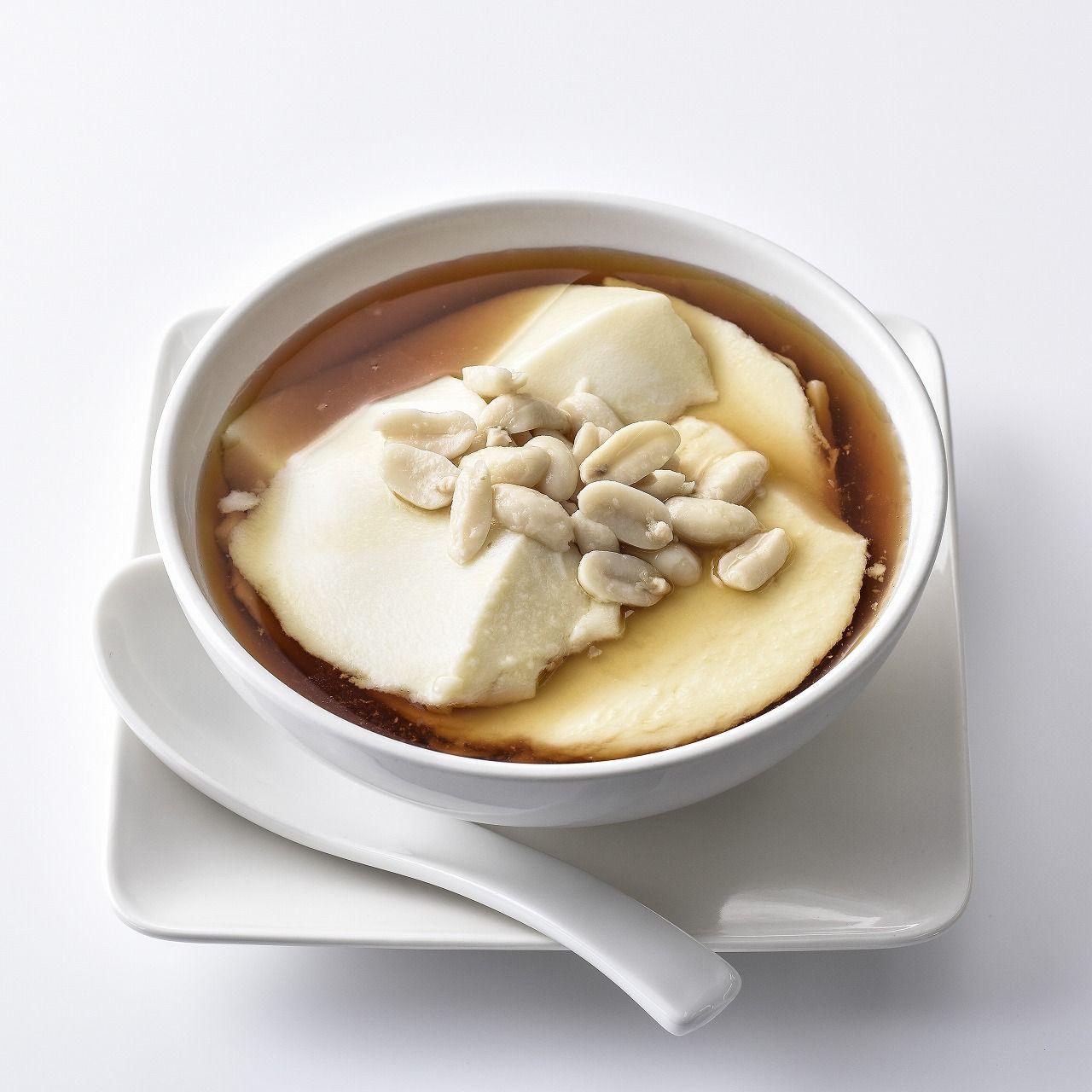 人気の豆花は冷・温の2タイプ