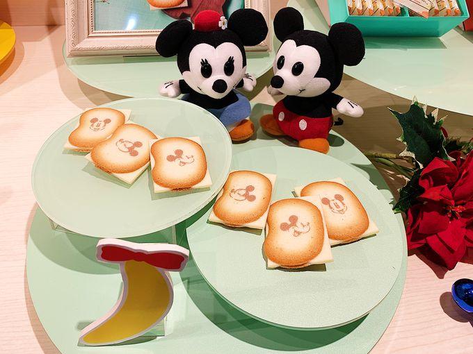 お楽しみがいっぱいつまった『ミッキーマウス/ショコラサンド「見ぃつけたっ』