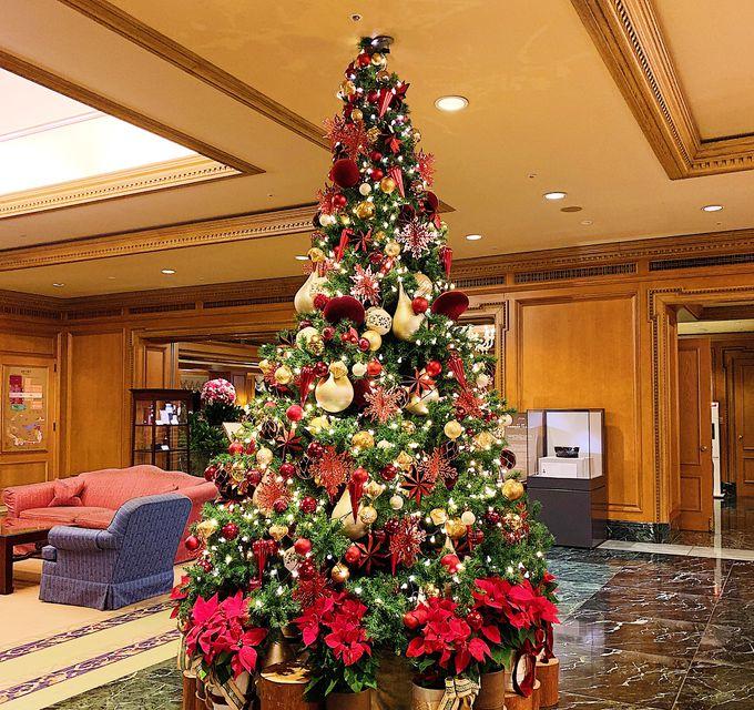 「4大ディナービュッフェ」があるホテル椿山荘東京