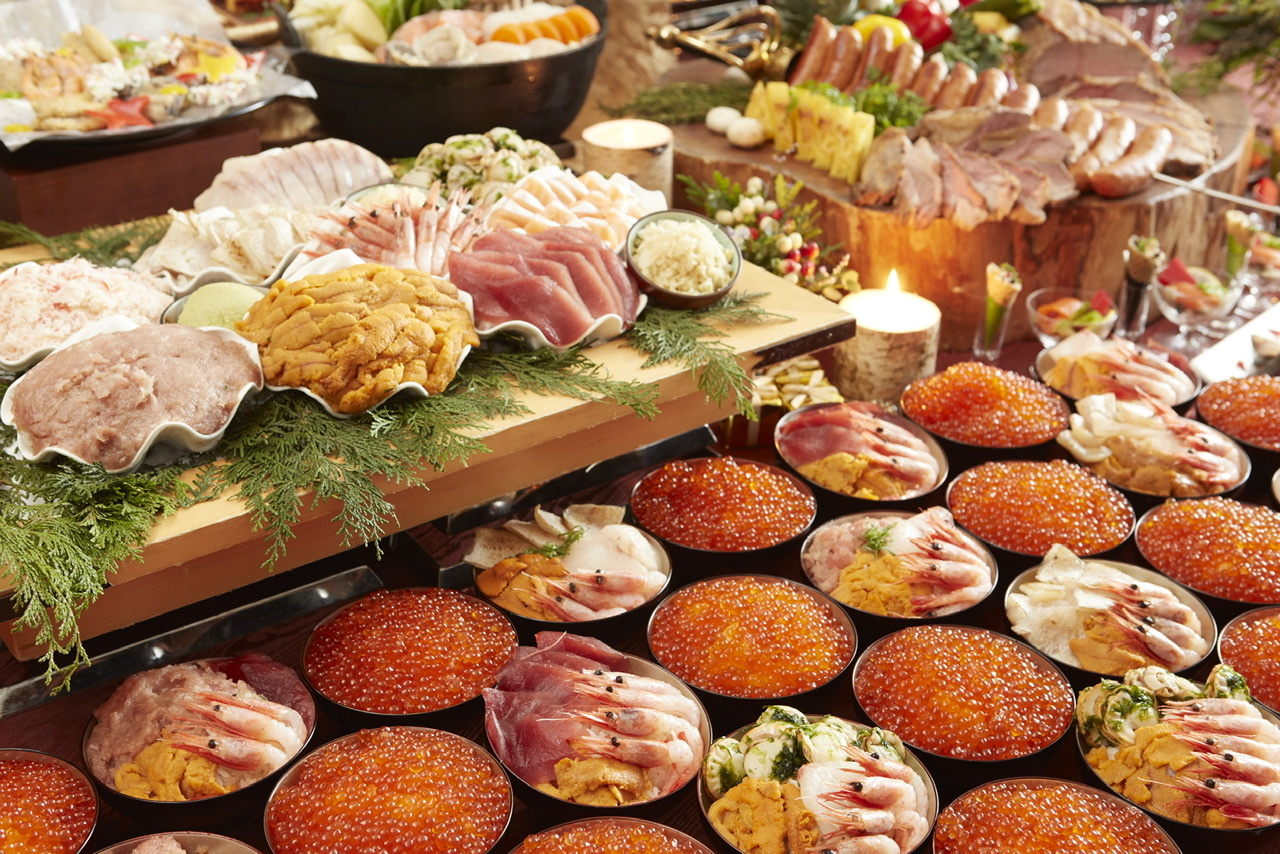 高級食材を好きなだけ!まずはオリジナル海鮮丼を作ってみる