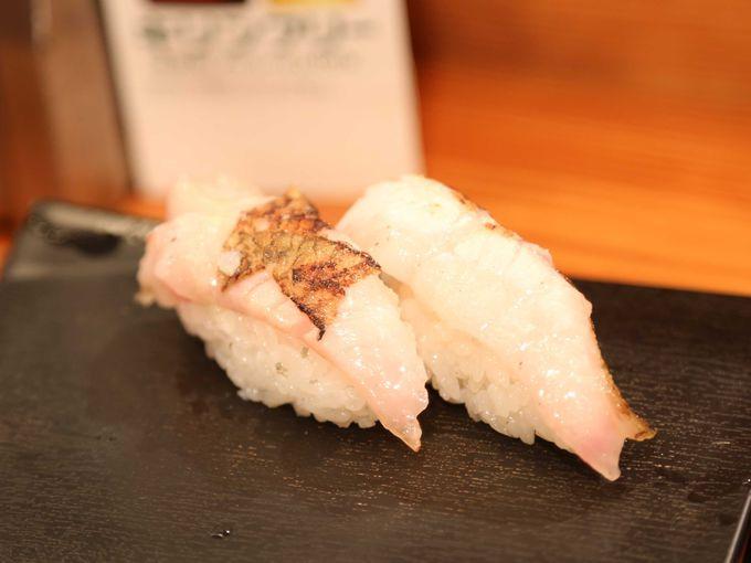 のどぐろの炙りに舌鼓♪ 〜大國鮨のお寿司〜