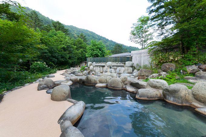 【温泉】奥飛騨温泉郷・平湯温泉の絶景露天風呂で湯めぐりを満喫