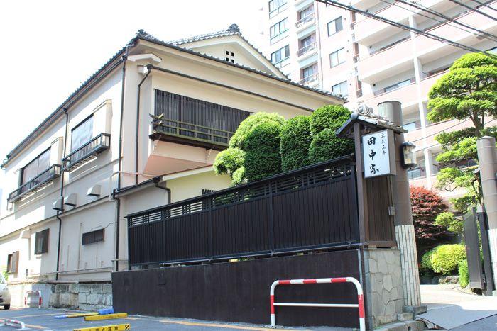 激動の幕末を横浜最古の料亭「田中家」で想う