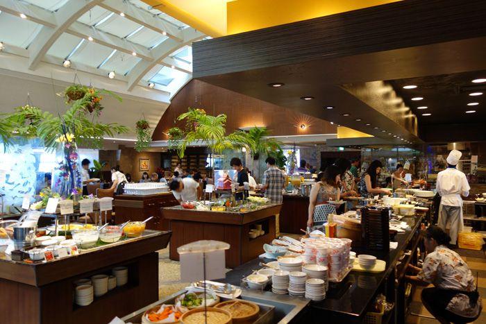 沖縄かりゆしアーバンリゾート・ナハ「自慢の朝食」で有意義な1日のはじまりを!