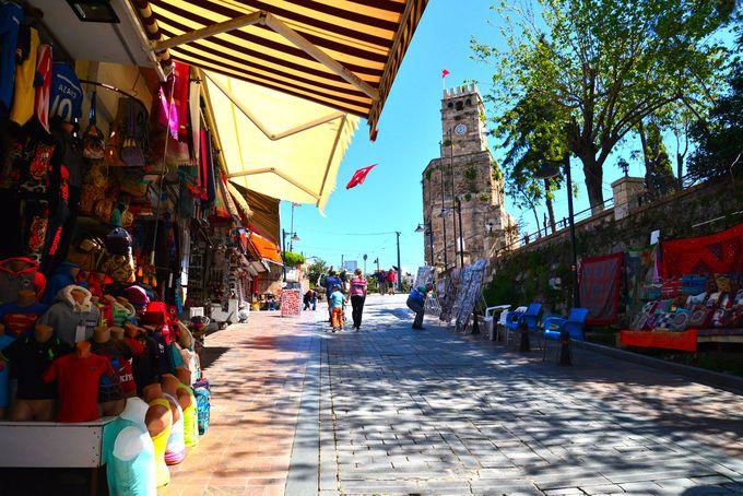 ヨーロッパで人気のリゾート地 アンタルヤ
