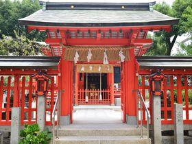 福岡の繁華街のど真ん中「水鏡天満宮」〜黒田長政も頼った天神様のパワー