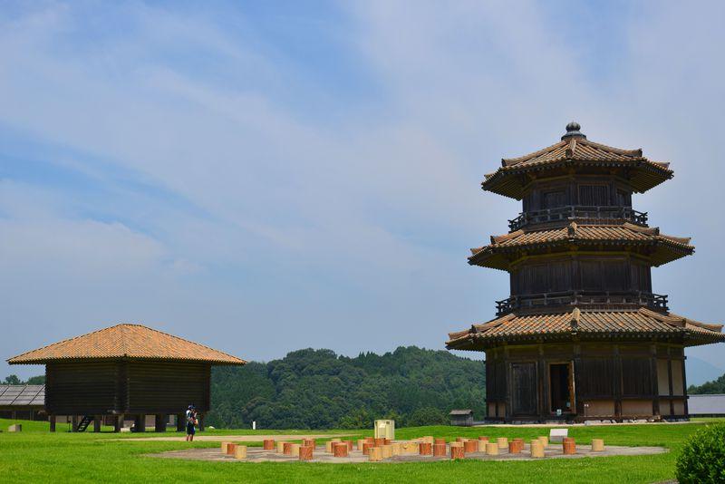 熊本県「鞠智城」で体感しよう!これが古代日本の大国家プロジェクト!