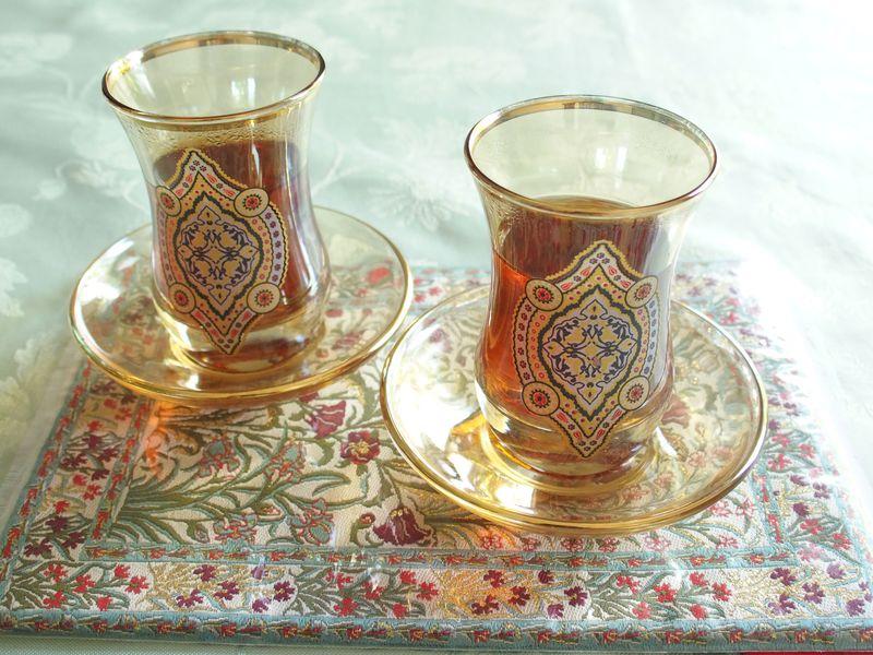 インドのチャイとチャイます!トルコ料理にお勧めドリンクはこれ