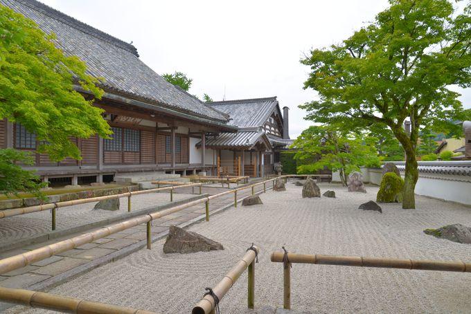 九州唯一といわれる石庭