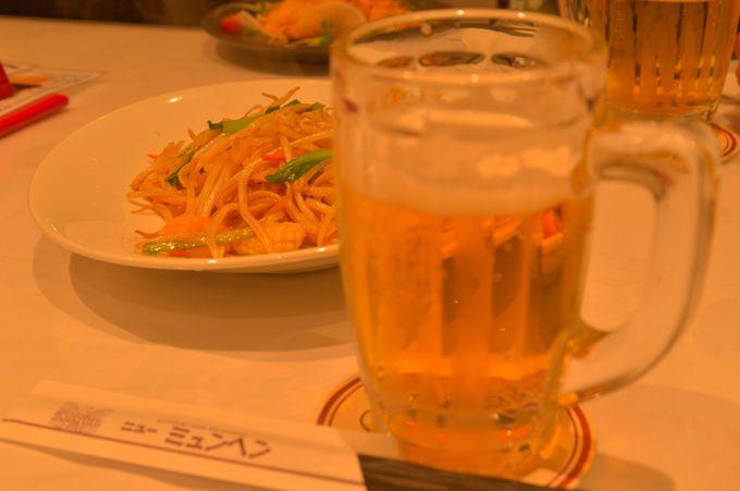 潮風が心地いい季節はビールで乾杯!
