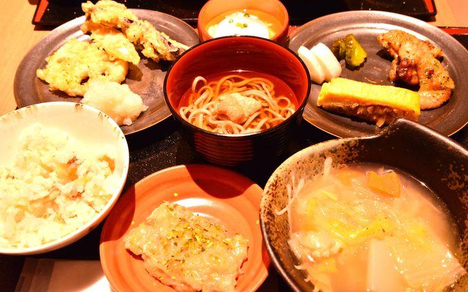 外せない!「江戸の三味」の一つ、蕎麦