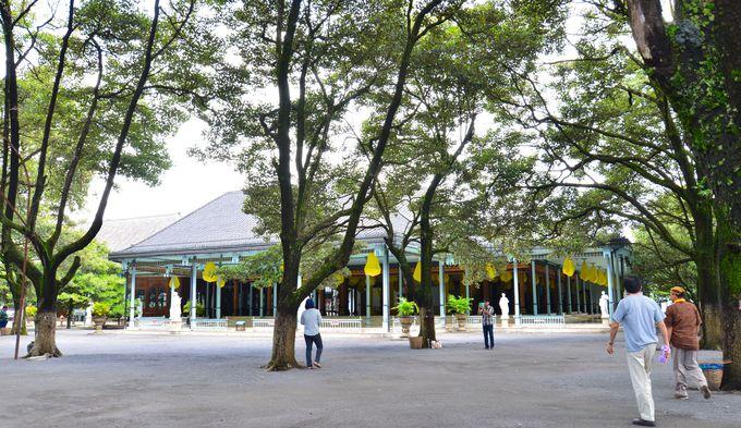 中部ジャワの王宮形式、カスナナン王宮