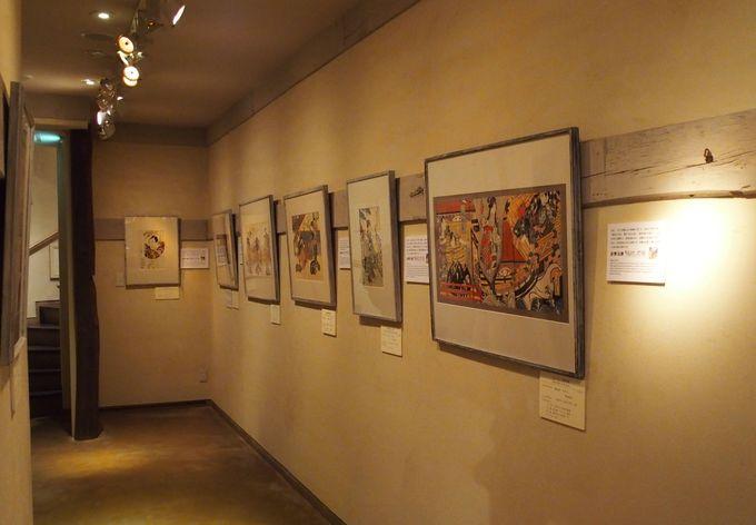 「上方浮世絵館」で見る、江戸時代のアイドルのグラビア