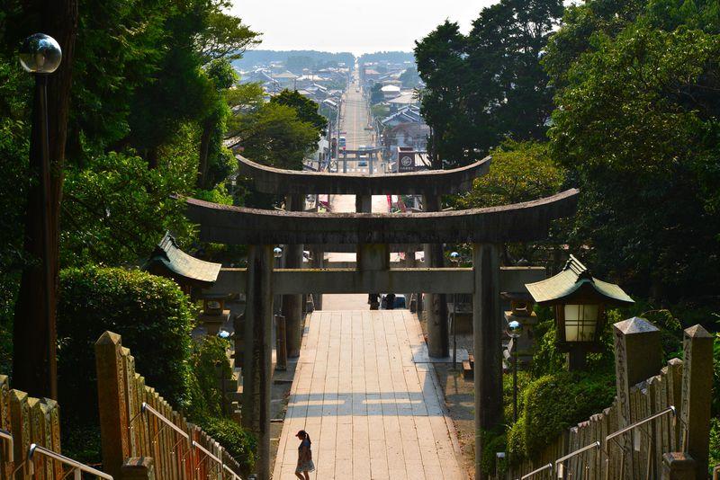 黄金のパワースポット!福岡・宮地嶽神社 その輝きの伝説に迫る