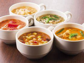 ほっこりスープの幸せ!駅前1分の「コンフォートホテル博多」