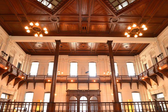 明治の文化が今も香る「京都文化博物館・別館」も最寄りは烏丸御池駅