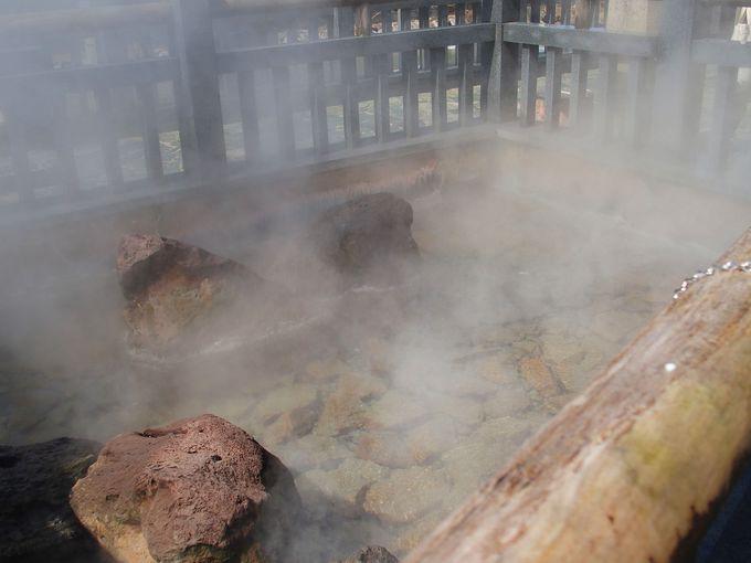 湯煙の漂う、情緒ある温泉街
