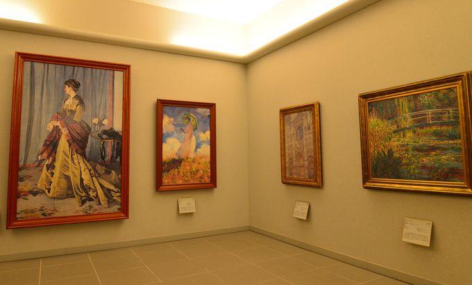 大塚国際美術館にあるモネの作品