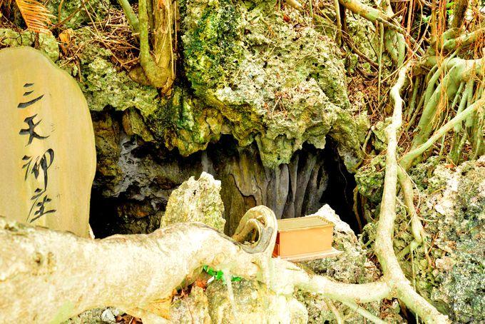2011年に見つかった鍾乳洞