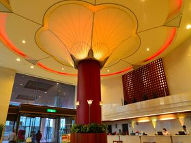 便利な穴場ホテル!沖縄市の高台「オキナワグランメールリゾート」