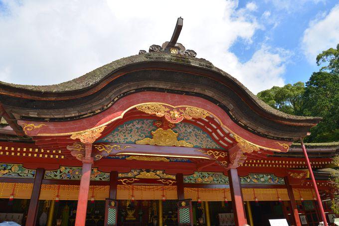 「天神の杜」に守られた太宰府天満宮の神域