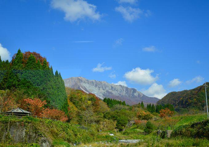 中国地方最高の名峰「大山」