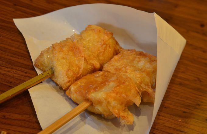 「ゆばチーズ」で 京都名物・湯葉をカジュアルに