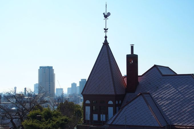 昼:神戸といえば「異人館」は外せない