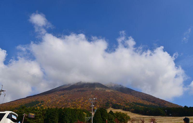 ロープウェイで紅葉も!大山・桝水高原で過ごす爽やかな休日