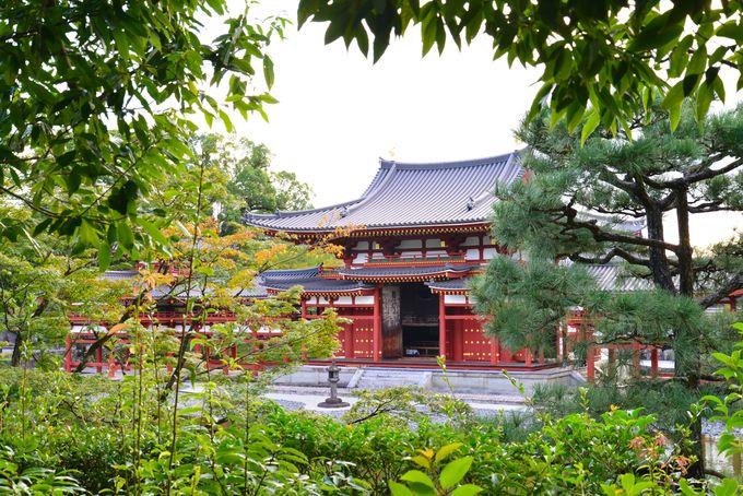 平等院から歩いて行ける「福寿園宇治茶工房」