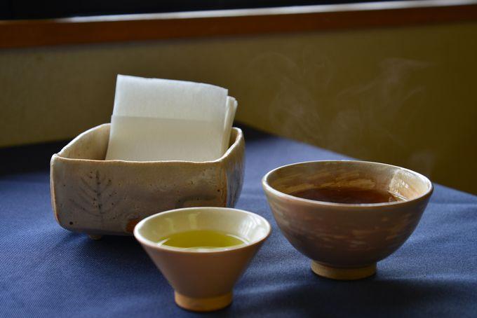 スイーツから料理まで宇治茶を味わえる福寿茶寮