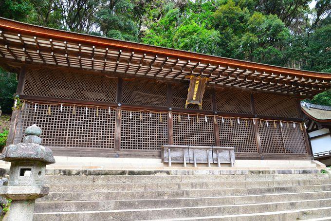 午後:もう一つの世界遺産、この世の守り神「宇治上神社」へ