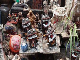 レトロ感にぞっこん!那覇市「栄町市場」でディープな沖縄