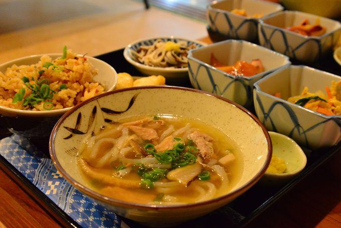 島の料理コンテスト入賞メニュー
