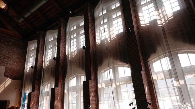 近代化を表す、ネオルネッサンス様式の建物