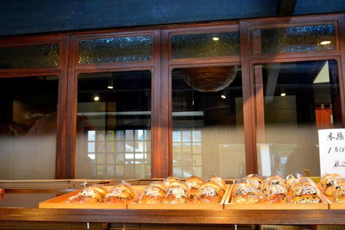 丹波篠山名物といえる小西のパン