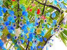 「森のガラス館」で見つける・作る!あなただけの琉球ガラス