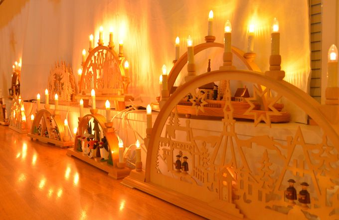 欧州クリスマス関連の充実度はすごい!「有馬玩具博物館」