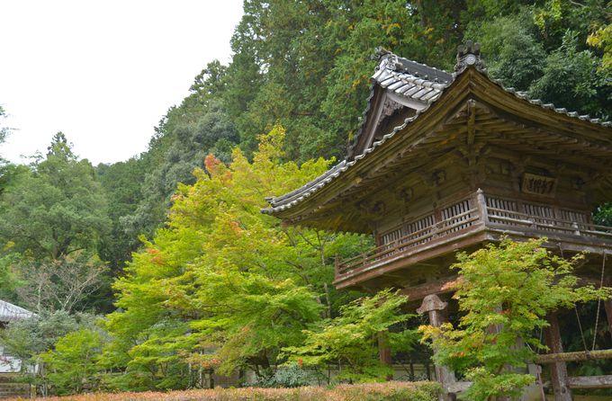 町の東、たくあん和尚ゆかりの「宗鏡寺」へ